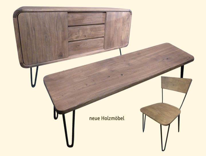 tisch fischers lagerhaus design. Black Bedroom Furniture Sets. Home Design Ideas